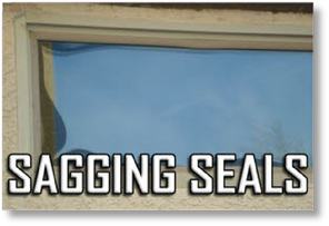Sagging Window Seals